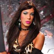 Jessica Ferrari, transsexual (pre-op)
