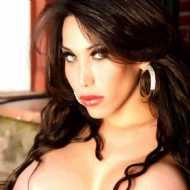 Alexandra Bittencourt, transsexual (pre-op)