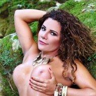 Monike Ximenes, transsexual (pre-op)