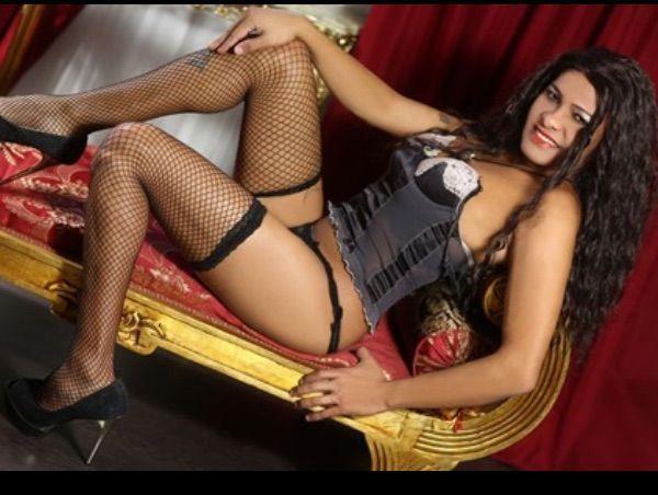 ladyboy escort erotisk dominans