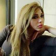 Kim Kardashian, transsexual (pre-op)