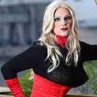 Samara Rosetti, transsexual (pre-op)