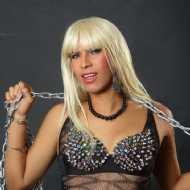 Samantha Hot, transsexual (pre-op)