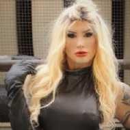 Amanda, transsexual (pre-op)