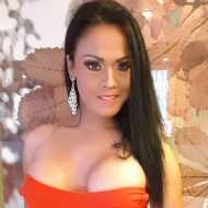 Tiara Blanca, transsexual (pre-op)