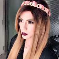 Anastasia Gray, transsexual (pre-op)