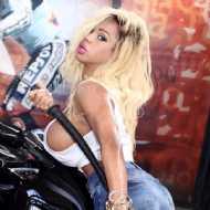 Cuban 25 cm, transsexual (pre-op)