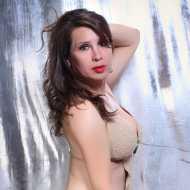 Eva Latina, transsexual (pre-op)