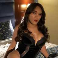 Ts Rihanna, transsexual (pre-op)
