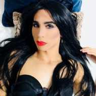 Andrea Vergona, transsexual (pre-op)